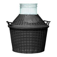 Balon szerokootworowy w plastikowym koszu 20 L Biowin BS20