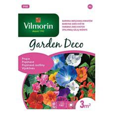Barwna mieszanka kwiatów - Pnące Vilmorin
