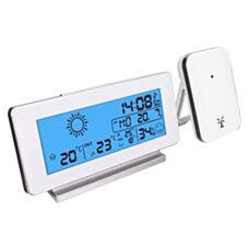 Bezprzewodowa stacja pogody biała 250102 Biowin