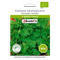 BIO Pietruszka liściowa gładka 5g PlantiCo