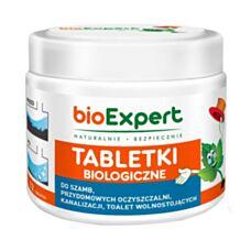 Biologiczne tabletki do szamb 12 sztuk BIOEXPERT