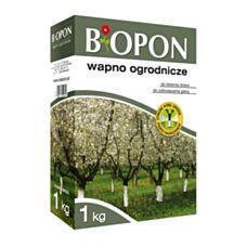Wapno ogrodnicze do bielenia i odkwaszania gleby Biopon