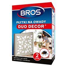 Płytka na owady Duo-Decor 2 sztuki Bros