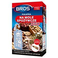 Pułapka na mole spożywcze DUO+2 wkłady BROS