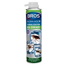 Paralizator na owady zielona moc 300ml Bros