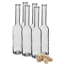 Butelka na nalewkę z korkiem 200 ml 6 sztuk Biowin
