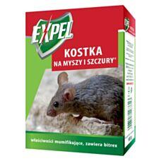 Kostka na myszy i szczury 100g Expel