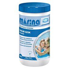 Chlor Szok granulat 1,2 kg Marina