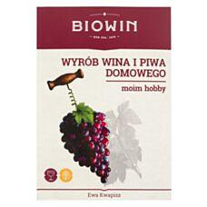 Czasopismo Wyrób wina i piwa domowego Ewa Kwapisz Biowin