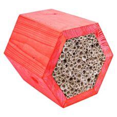 Domek dla owadów pożytecznych 15x11x14 cm Biowin