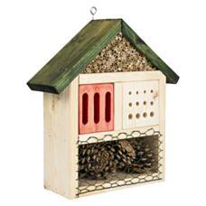 Domek dla owadów pożytecznych 27x9x30 cm  Biowin