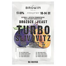 Drożdże gorzelnicze TURBO Slivovitz Biowin