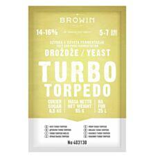 Drożdże gorzelnicze Turbo 5-7 dni, 95g Biowin