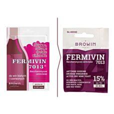 Drożdże suszone do win białych i czerwonych Fermivin 7013 7g Biowin