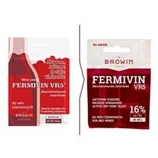 Drożdże suszone do win białych, czerwonych i różowych Fermivin VR5 7g Biowin