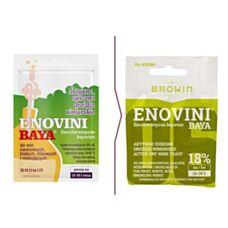 Drożdże winiarskie Enovini BAYA 7g Biowin 400360