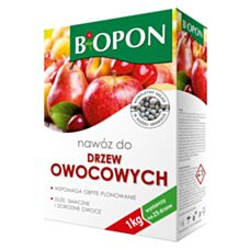 Nawóz do drzew owocowych 1kg Biopon