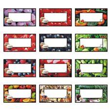 Etykiety na przetwory samoprzylepne 30 sztuk Biowin