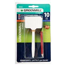 Etykiety plastikowe z ołówkiem Greenmill GR5023
