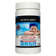 Preparat Extra Chlor 3 kg Acrylmed