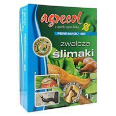 Ferramol GR na ślimaki 1 Kg Agrecol