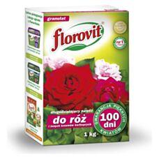 Florovit długodziałający nawóz do róż i krzewów kwitnących 100 dni Inco