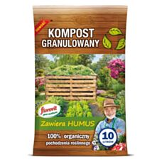 Florovit pro natura kompost granulowany 10 L Inco