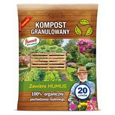 Florovit pro natura kompost granulowany 20 L Inco