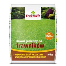 FruktoVit PLUS nawóz jesienny do trawników 10 kg Inco