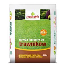 FruktoVit PLUS nawóz jesienny do trawników 25 kg Inco
