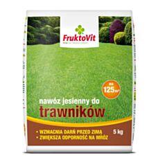 FruktoVit PLUS nawóz jesienny do trawników 5kg Inco