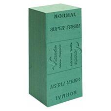 Gąbka florystyczna Victoria Normal Super Fresh 20 sztuk