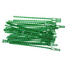 Taśma samozaciskowa do prowadzenia roślin 17 cm 30 sztuk Greenmill GR5092