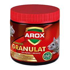 Granulat na myszy i szczury Arox