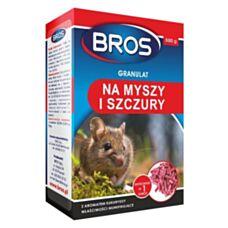 Granulat na myszy i szczury Bros
