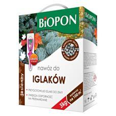 Nawóz jesienny do iglaków 3 kg Biopon