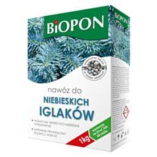 Nawóz do niebieskich iglaków 1 kg Biopon