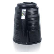Kompostownik Ecocompo fi 780mm h 1040mm czarny 340 L Prosperplast IKEC0340