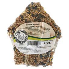 Pokarm zimowy dla ptaków Budka lęgowa mieszanka nasion 270g Floraland