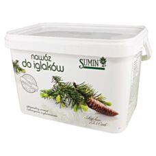 Nawóz do iglaków 2,5kg SUMIN