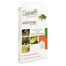 Środek grzybobójczy Lecithin rośliny ozdobne 6g Sumin