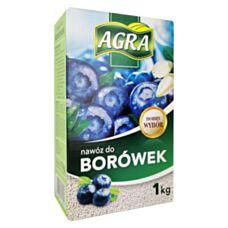 Nawóz granulowany do borówek 1kg Agra