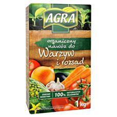 Nawóz organiczny do warzyw 1kg Agra