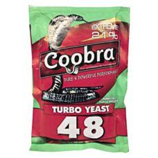Drożdże Coobra Turbo 21% Yeast 48H Ares