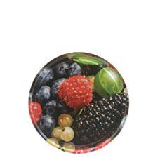 Nakrętka Owoce Mix3 fi 82 6-zaczepowa 750 sztuk