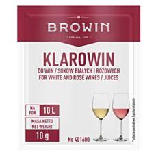 Klarowin do kalorwania win i soków 10g Biowin