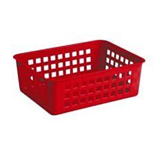 Koszyk A6 18,5 x 14 x 6 cm - czerwony OKT