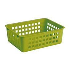 Koszyk A6 18,5 x 14 x 6 cm - zielony OKT
