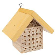 Kwadratowy domek dla pszczół 15x11x14 cm Biowin