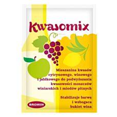 Regulator kwasowości moszczu i wina 10g Biowin